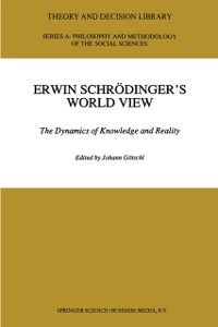 Cover Erwin Schrodinger's World View