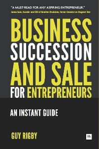 Cover Business Succession & Sale for Entrepreneurs
