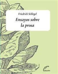 Cover Ensayos sobre la prosa