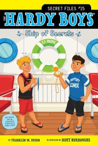 Cover Ship of Secrets