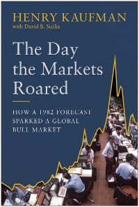 Cover The Day the Markets Roared