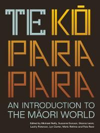Cover Te Koparapara