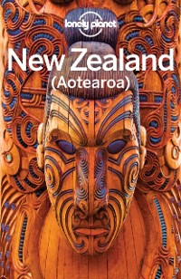 Cover Lonely Planet New Zealand