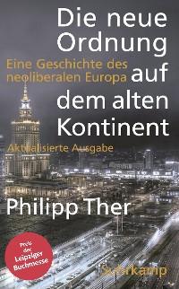 Cover Die neue Ordnung auf dem alten Kontinent
