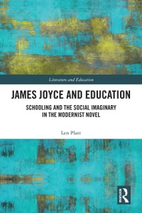 Cover James Joyce and Education