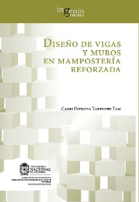 Cover Diseño de vigas y muros en mamposteria reforzada