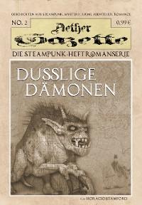 Cover Dusslige Dämonen