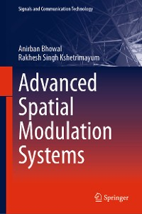 Cover Advanced Spatial Modulation Systems