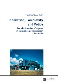 Cover Innovation, Complexity and Policy