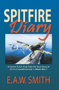 Cover Spitfire Diary