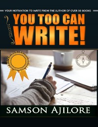 Cover You Too Can Write!
