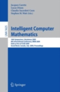 Cover Intelligent Computer Mathematics