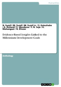 Cover Evidence-Based Insights Linked to the Millennium Development Goals