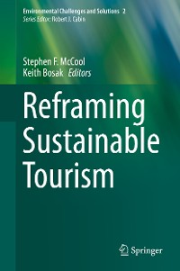 Cover Reframing Sustainable Tourism