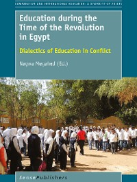 Cover Education during the Time of the Revolution in Egypt