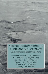 Cover Arctic Ecosystems in a Changing Climate