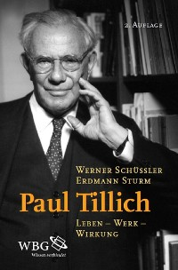 Cover Paul Tillich