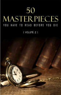 Cover 50 Masterpieces you have to read before you die Vol: 2