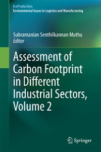 Cover Assessment of Carbon Footprint in Different Industrial Sectors, Volume 2