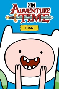 Cover Adventure Time: Finn