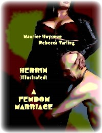 Cover Herrin (Illustrated) - A Femdom Marriage