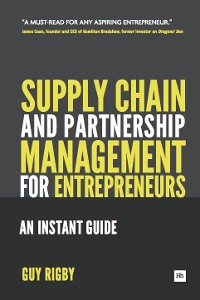 Cover Supply Chain and Partnership Management for Entrepreneurs
