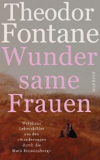 Cover Wundersame Frauen