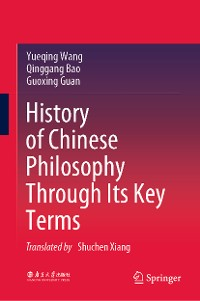 Cover History of Chinese Philosophy Through Its Key Terms