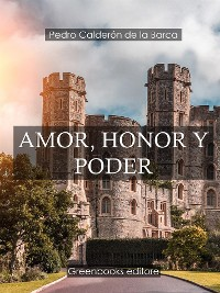 Cover Amor, honor y poder