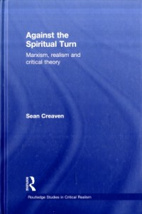 Cover Against the Spiritual Turn