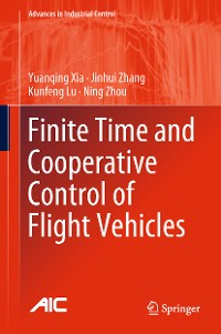 Cover Finite Time and Cooperative Control of Flight Vehicles
