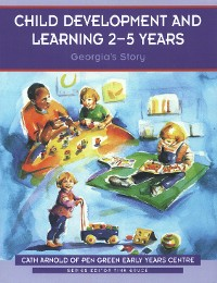 Cover Child Development and Learning 2-5 Years