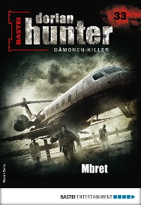 Cover Dorian Hunter 33 - Horror-Serie