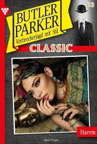Cover Butler Parker Classic 83 – Kriminalroman