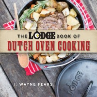 Cover Lodge Book of Dutch Oven Cooking