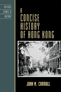 Cover A Concise History of Hong Kong