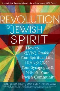 Cover Revolution of the Jewish Spirit