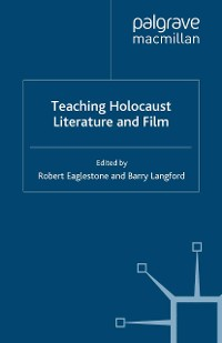 Cover Teaching Holocaust Literature and Film