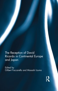 Cover Reception of David Ricardo in Continental Europe and Japan