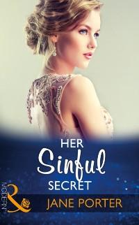 Cover Her Sinful Secret (Mills & Boon Modern) (The Disgraced Copelands, Book 3)
