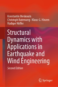 Cover Structural Dynamics with Applications in Earthquake and Wind Engineering