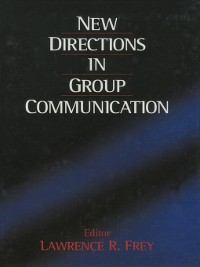 Cover New Directions in Group Communication