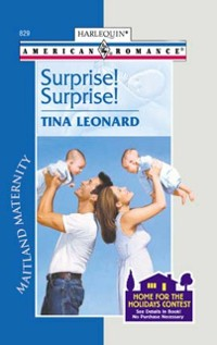 Cover Surprise! Surprise! (Mills & Boon American Romance)