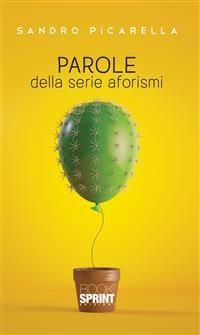 Cover Parole della serie Aforismi