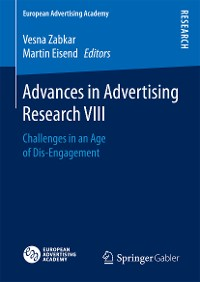 Cover Advances in Advertising Research VIII