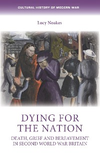 Cover Dying for the nation