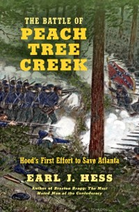 Cover Battle of Peach Tree Creek