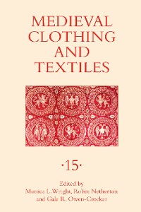 Cover Medieval Clothing and Textiles 15