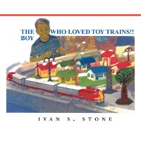 Cover Boy Who Loved Toy Trains