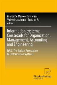 Cover Information Systems: Crossroads for Organization, Management, Accounting and Engineering